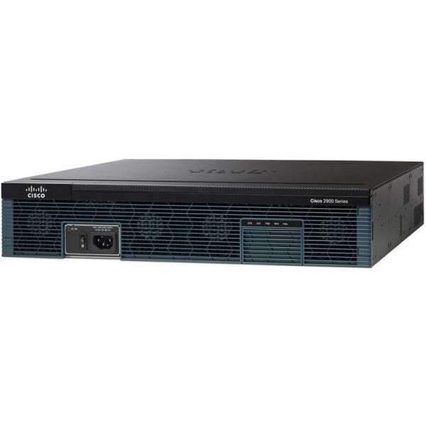 Cisco Systems C2921-CME-SRST/K9 Cisco 2921 Eingebauter Ethernet-Anschluss Schwarz Kabelrouter | C2921-CME-SRST/K9